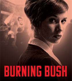 Burning Bush Il fuoco di Praga(2013)  tvrip avi mp3 ita